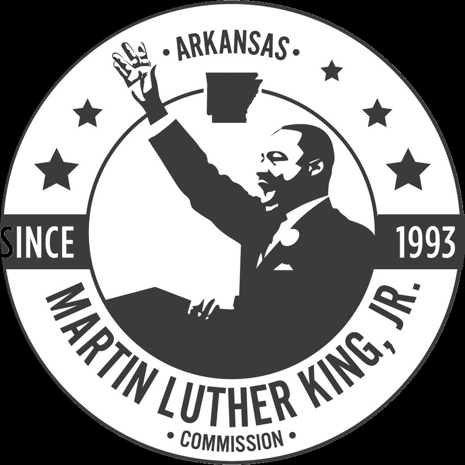 The Arkansas Martin Luther King, Jr. Commission Logo